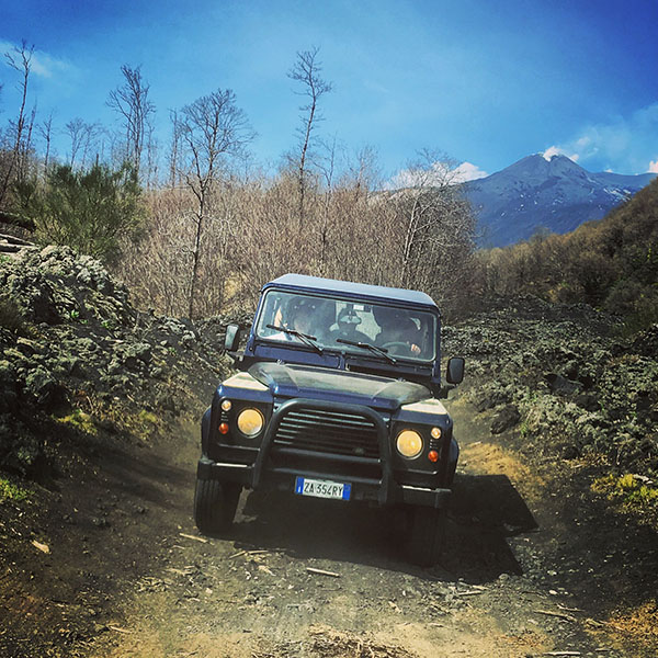 ETNA HALF-DAY JEEP TOUR
